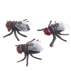 Realistic Rubber Flies