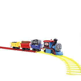 DIY Powered Train(Powered by 1 AA 1.5V)