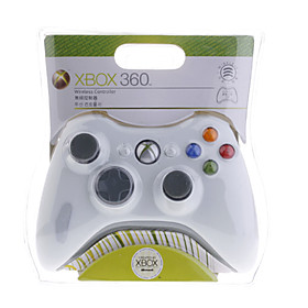 Genuine Microsoft 2.4GHz Wireless Game Controller for Xbox 360 (Refurbished)