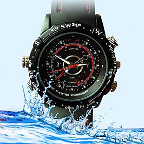Großhandel 8GB High Definition wasserdicht Spion Uhr mit   versteckter Kamera