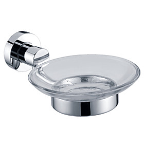 Bathroom Accessories Solid Brass Soap Dish Holder (0640-3303)