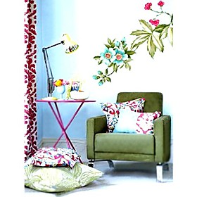 Flower Wall Sticker (0752 -SB005)