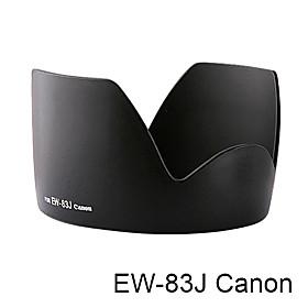 EW-83J Canon Lens Hood (Bayonet Mount) Petal Crown Flower Shape(CCA120)