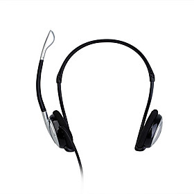 Kanen Headphone Microphone Headset (Black)