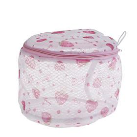 Cute Strawberry Laundry Bag