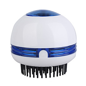 Electric Vibrating Massage Hair Comb (2 AA)