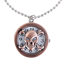 Charming Necklace Watch (Skeleton )