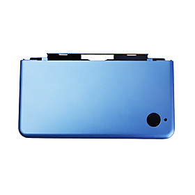 Protective Aluminum Cover/Case for Nintendo DSi LL (Blue)