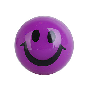 Stress-Relieve LED Flashing Bouncy ball - Assorted Color