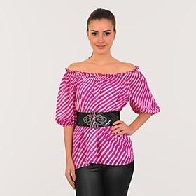 Camisa De Seda Para Mujer