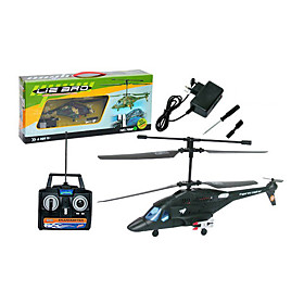 Helicoptero Apache De Control Remoto