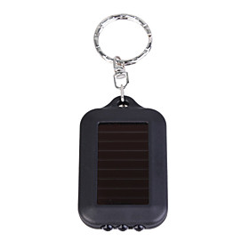Mini LED solar keychain light