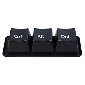 Ctrl Alt Del Cup Sets-Black