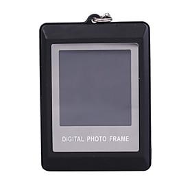 1.5Mini Digital Photo Frame Keychain -Black