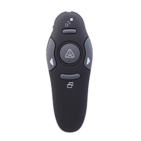 2.4GHz USB RF Wireless Presenter with Laser Pointer (1 AAA)
