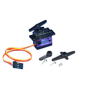 Towerpro MG90S Metal Gear Digital Servo For Helicopter Plane Boat Car(MG90S )