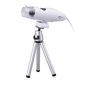 8-LED Illumination 230X Zooming USB Digital Microscope with Pedestal and Tripod