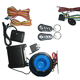 1-Way Car Alarm System CX-601C