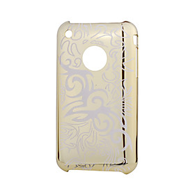 Protective Case Cover for iPhone 3G (Gold)