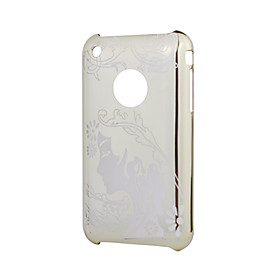 Trendy Protective Case Cover for iPhone 3G/3GS (Gold)