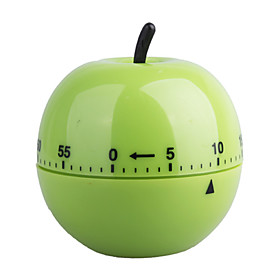 Green Apple Timer(0-60 minutes) FREE SHIPPING
