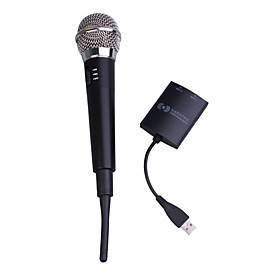 Wireless Karaoke Microphone for Wii/PS3/Xbox 360/PS2