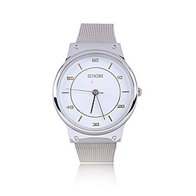 Beautiful Stainless Steel Watch for Ladies