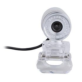 5 Megapixel USB Webcam (Silver)