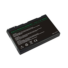 Replacement Laptop Battery 50L6 for ACER Aspire  9810 Series, ACER Travel Mate 4280 Series