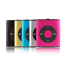 Micro SD Card Reader MP3 Player Package Sale (5pcs,Color Assorted)