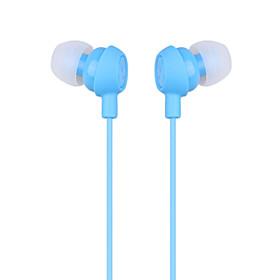 Smiley In-Ear Earphones (Blue)