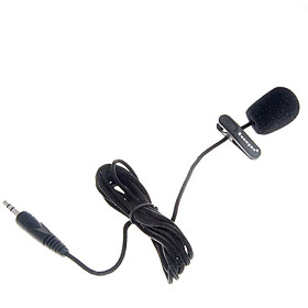 Mini Clip-on Microphone