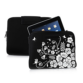 Stylish Protective Soft Case for Apple iPad (Black)