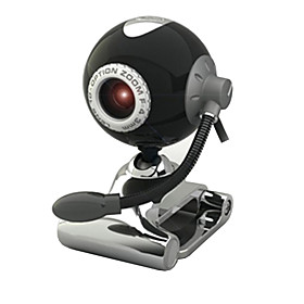 Powerful Webcam With Microphone (5.0 MP)