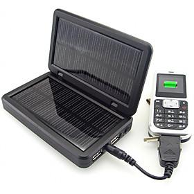 Cargador Solar De Bolsillo