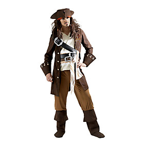 Jack Sparrow Prestige Pirate Costume