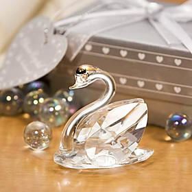 Choice Crystal by Fashioncraft - Swan Favors