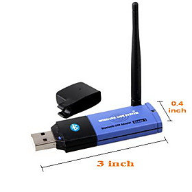 Bluetooth Portatil Con Antena