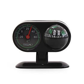 Brujula Y Termometro De Superficie