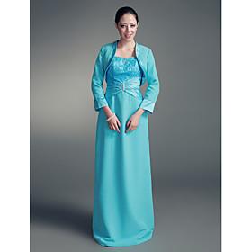 CALLISTA   Vestido de Madrina de Satén y Encaje