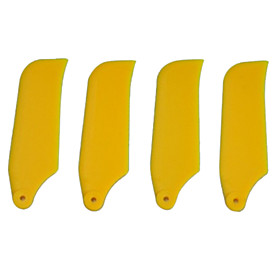 Tarot 450 Yellow Tail Rotor Blade(TL1208-66)