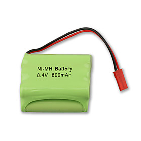 Ni-Mh 8.4V 800mAh Rechargeable Battery(NI-MH(8.4V800))