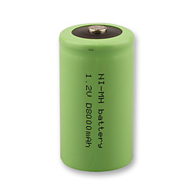 Ni-Mh 1.2V 8000mAh Rechargeable Battery(NI-MH(1.2V8000))