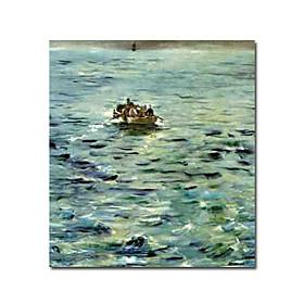 Pintura Al Oleo Marinas