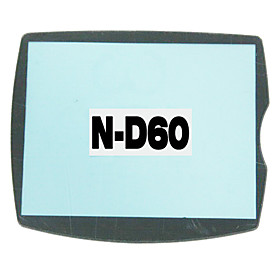 Emora Premium LCD Screen Panel Protector for Nikon D60(DEC1116)