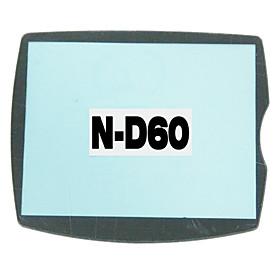 Emora Premium LCD Screen Panel Protector for Nikon D60(DEC1116)