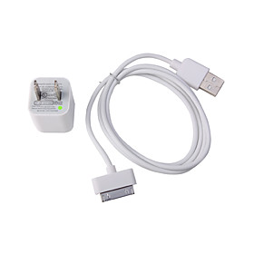 OEM Premium USB 2.0 Data Charging Cable for iPhone 3G   Ultra-Mini USB Power Adapter/Charger