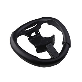 Racing Steering Wheel Attachment for PS3 Controller (Black)