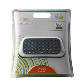 QWERTY Chatpad Keyboard for Xbox 360 Controller