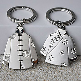 Asian Wedding Keyrings (Set of Two)